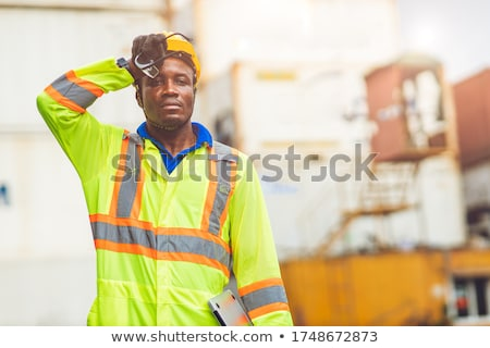 Stressed foreman Stock photo © photography33