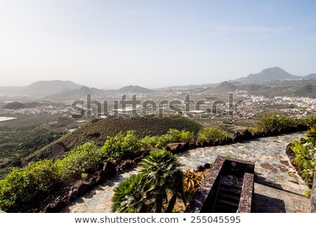Observation deck. Arona, Tenerife. Canary Islands. Spain Stock photo © amok
