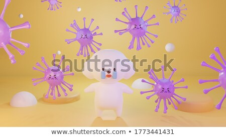 Diagnosis - Allergy. Medical Concept. 3D Render. Stock photo © tashatuvango
