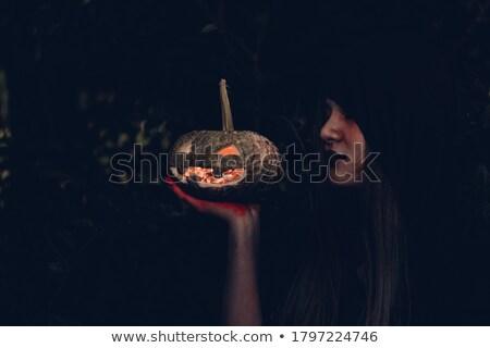 Naughty Halloween Stock photo © kentoh