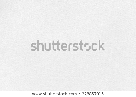 Stock photo: White water color paper