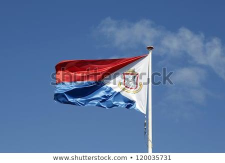 Royaume-Uni drapeaux puzzle isolé blanche affaires Photo stock © Istanbul2009
