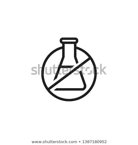 Ikon szimbólum illusztráció terv internet háló Stock fotó © kiddaikiddee
