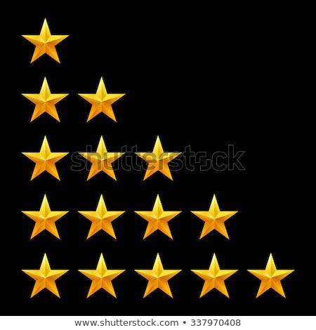 Rating stars set. Web or mobile User feedback concept. Stock photo © MarySan