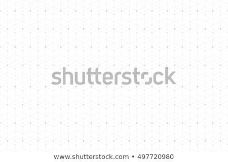 Diamond rhombus seamless background, vector illustration Stock photo © carodi