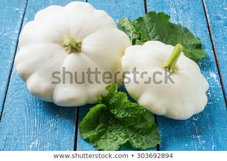 Biały miąższ dojrzały ogród żywności roślin Zdjęcia stock © Suljo