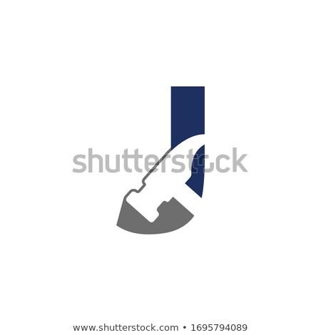 casa · logo · lettera · segno · modello · costruzione - foto d'archivio © taufik_al_amin