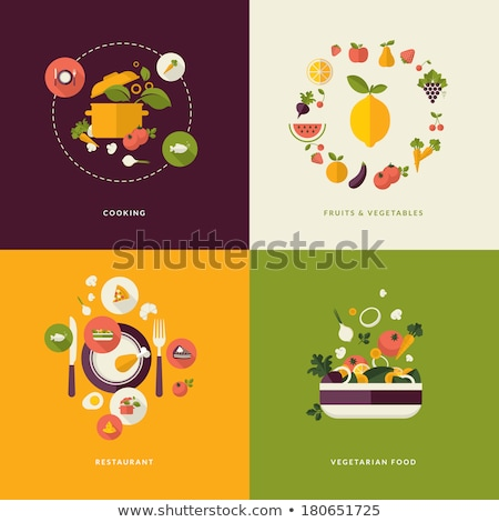 wortel · illustratie · tekening · lijn · kunst - stockfoto © krisdog