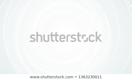 Vecteur rayé spirale résumé tunnel lumière Photo stock © Iaroslava