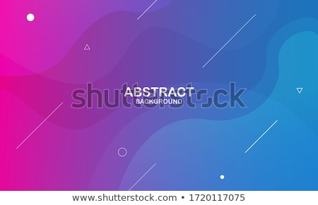 Abstract helling business bouw licht netwerk Stockfoto © designleo
