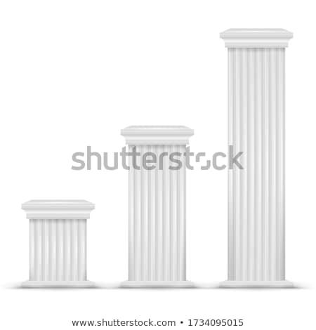 Classical column Stock photo © montego