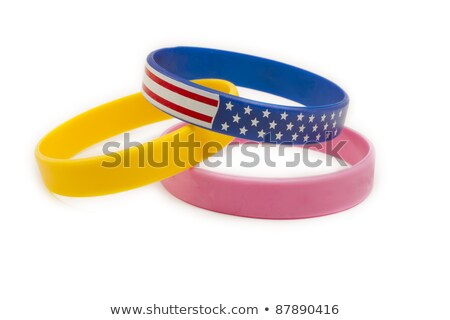 Three Cause Bands arranged together Stock photo © mybaitshop