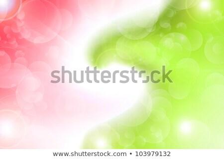 Seamless tiling red bubble background Stock photo © Krisdog