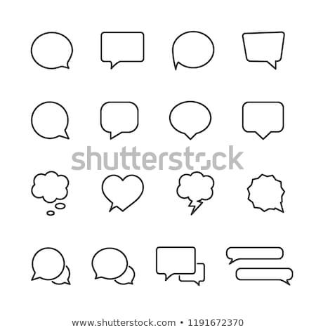 フェイスブック レトロな ラベル のような ヴィンテージ バッジ ストックフォト © RedKoala