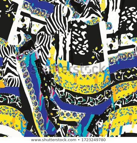 kolorowy · strony · wydruku · biały · streszczenie - zdjęcia stock © vlad_star