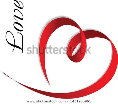 Abstract lint harten vector kleurrijk textuur Stockfoto © beaubelle
