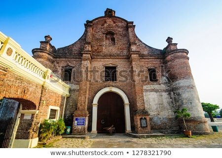 Santa Maria Church Stock photo © joyr