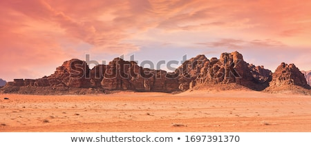 Desert Vista Stock photo © emattil