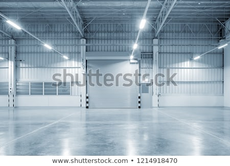 empty storehouse Stock photo © Sarkao