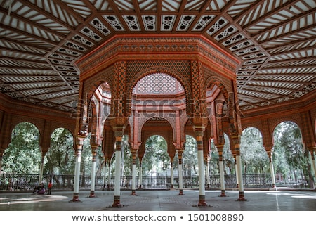 moorish pavilion stock photo © magann