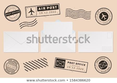internationale · postzegels · 2011 · collectie · bos · textuur - stockfoto © stocksnapper