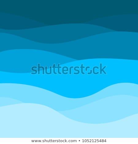 Résumé coloré vague sol fond numérique Photo stock © rioillustrator