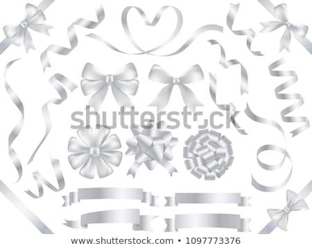 Colorful ribbon assortment stock photo © premiere