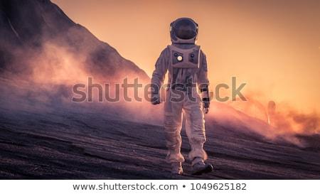 Walk in Space Stock photo © MIRO3D