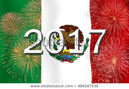 flag burning   new mexico stock photo © michaklootwijk