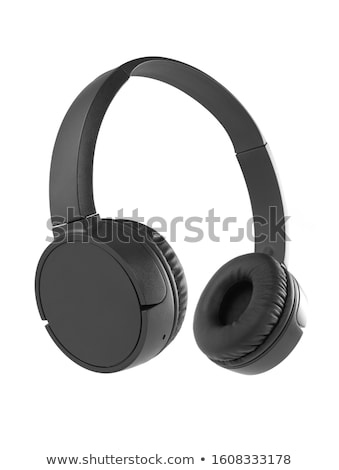 set of sound speakers isolated on white background Stock photo © shutswis