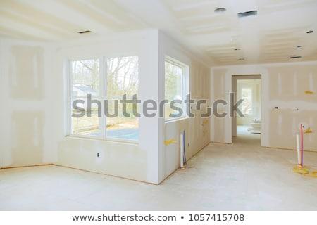 montage · builder · lavoro · alloggiamento · progetto · home - foto d'archivio © zurijeta