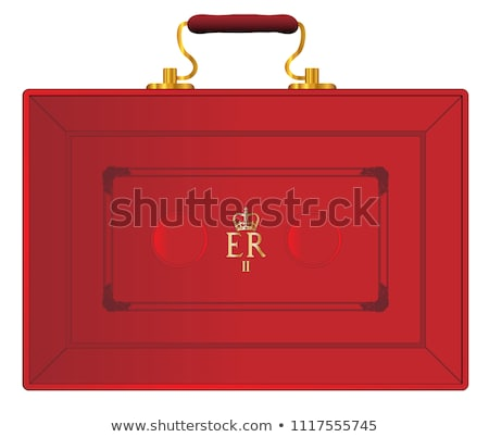 A red case Stock photo © bluering