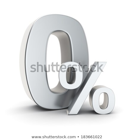 Metal Zero Percent stock photo © Oakozhan