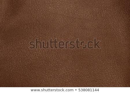 革 · 構造 · フルフレーム · ブラウン · ファッション · 抽象的な - ストックフォト © prill