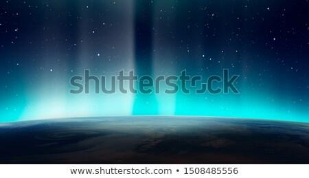bilim · masmavi · profesyonel · simgeler · web · sitesi · tanıtım - stok fotoğraf © romvo