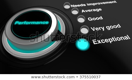 Exceptional Performance Stock photo © Lightsource