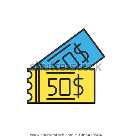 negocios · éxito · diseno · estilo · colorido · ilustración - foto stock © linetale
