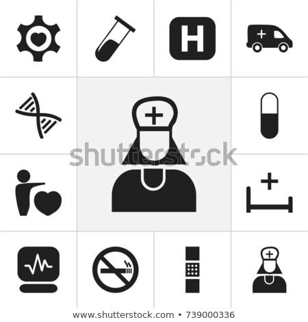 Krzyż nie 12 podróży Jezusa chmury Zdjęcia stock © morrbyte