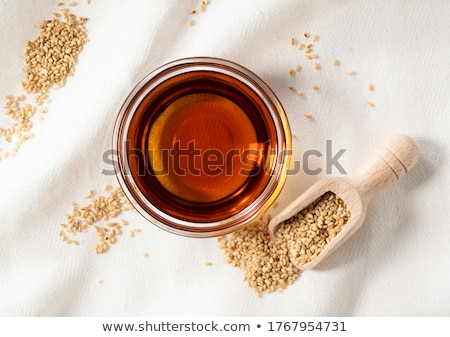 Asian food cooking oil Stock photo © stoonn