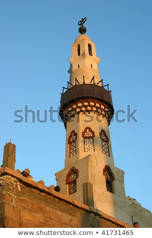 Mosque of Abu Haggag Stock photo © prill