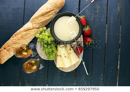 Fondue forks 2 Stock photo © Antonio-S