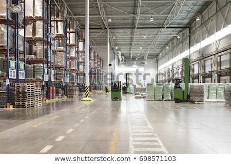 factory interior Stock photo © sirylok