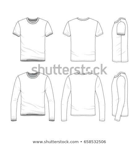 short sleeved t-shirts Stock photo © sirylok