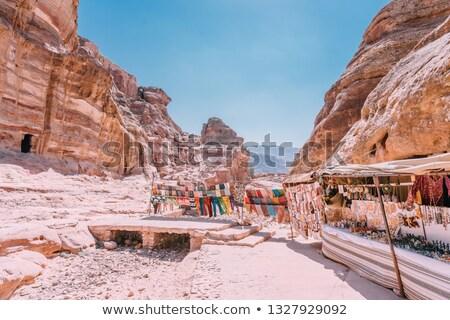 Cenário famoso antigo edifício mundo Foto stock © bbbar