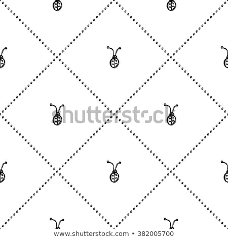 Bug matita gomma isolato bianco foglia Foto d'archivio © antonprado