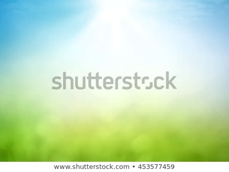 Abstrato verde globo projeto terra arte Foto stock © pathakdesigner
