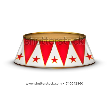 Stock photo: Circus Stage