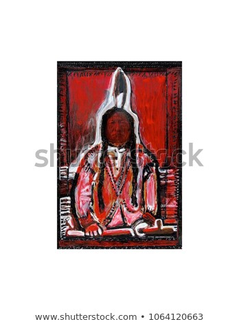 Red Cloud native American Indian Stock photo © Snapshot
