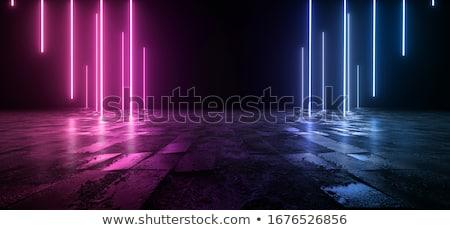 vibrante · luz · imagen · mi · propio · 3D - foto stock © ixstudio