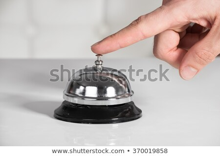 Cropped image of a help desk executive Stock photo © stockyimages